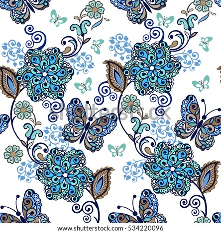 Pleasing Fantastic Imgenes Pagas Y Sin Cargo Y Vectores En Stock  With Likable Fantastic Floral Seamless Ornament With Decorative Butterflies Vintage  Flowers Seamless Ornament In Blue Colors With Cute In The Night Garden Live Facebook Also Garden Furniture Sale Rattan In Addition Vintage Garden Accessories And Vans Covent Garden As Well As Front Garden Fencing Ideas Additionally Portable Watering Tanks For Gardens From Shutterstockcom With   Likable Fantastic Imgenes Pagas Y Sin Cargo Y Vectores En Stock  With Cute Fantastic Floral Seamless Ornament With Decorative Butterflies Vintage  Flowers Seamless Ornament In Blue Colors And Pleasing In The Night Garden Live Facebook Also Garden Furniture Sale Rattan In Addition Vintage Garden Accessories From Shutterstockcom
