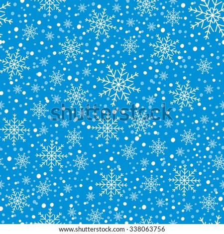 Fantasy blue background. - stock vector