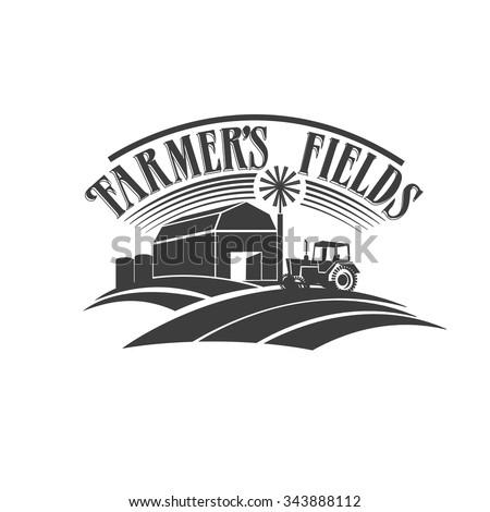 Farmer Logo Black And White | www.pixshark.com - Images ...
