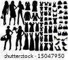 Fashion clothes - stock vector