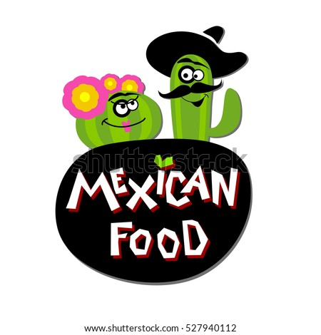 fast food mexican food logo ingredients stock vector 527940112 rh shutterstock com mexican food logo vectors free mexican food logo design