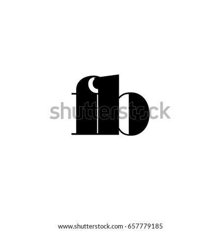 Fb Logo Stock Vector 657779185 Shutterstock