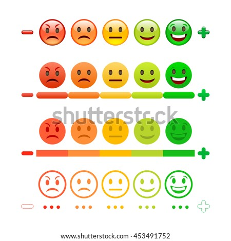 Writing Smiley Face Feedback Stock Images,...
