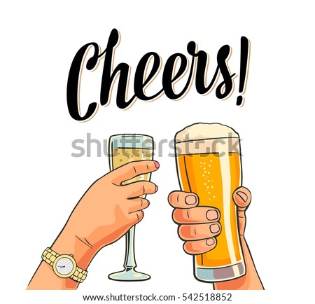 Cheers Beer Stock Images, Royalty-Free Images & Vectors   Shutterstock Animated Beer Cheers