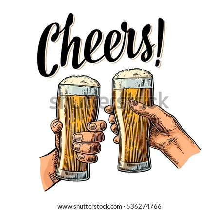 Cheers Beer Stock Images, Royalty-Free Images & Vectors ...