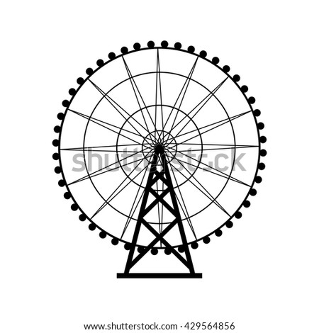 Ferris Wheel Drawing | www.pixshark.com - Images Galleries ...