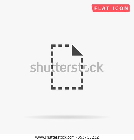 File Icon. File Icon Vector. File Icon JPEG. File Icon Object. File Icon Picture. File Icon Image. File Icon Graphic. File Icon Art. File Icon JPG. File Icon EPS. File Icon AI. File Icon Drawing - stock vector