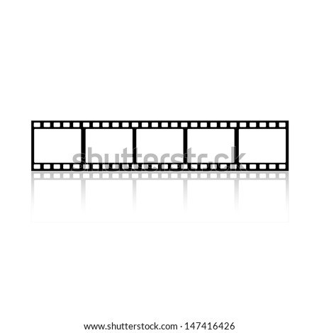 Film - stock vector