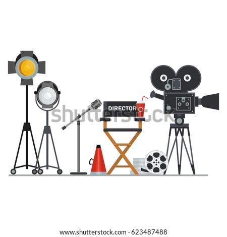film directors A film director is a person who directs the making of a film a film director controls  a film's artistic and dramatic aspects and visualizes the screenplay (or script).