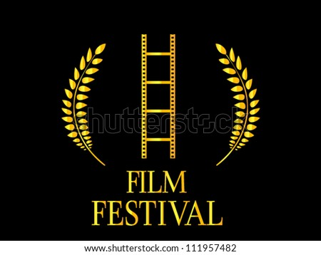 Film Festival 2 - stock vector