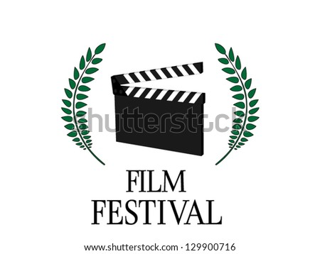 Film Festival 3 - stock vector