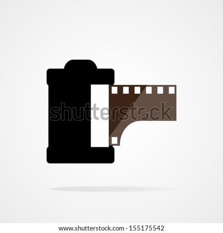 Film photography ,Illustration eps 10 - stock vector