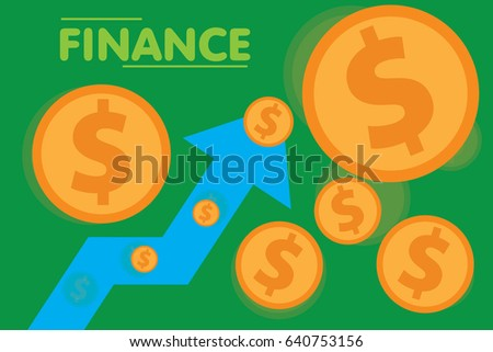 finance vector finance background business vector business background