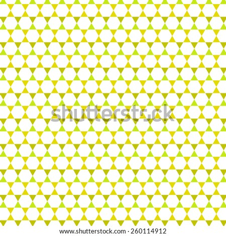 Fine star-shaped geometrical, vector pattern. - stock vector