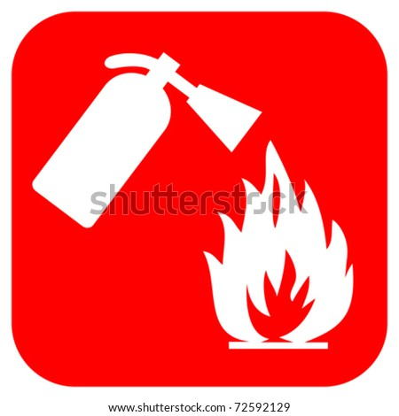 Fire Extinguisher Symbol Stock Images, Royalty-Free Images ...