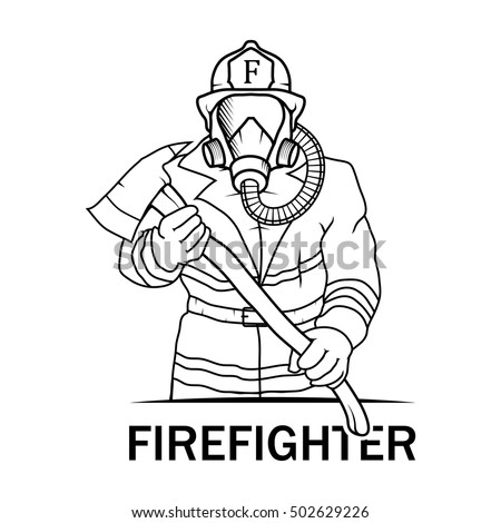 Firefighter Stock Photos, Royalty-Free Images & Vectors ...