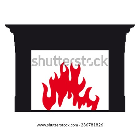 Fireplace silhouette stock sn mky sn mky pro leny zdarma for Nicholas sparks black mountain furniture collection