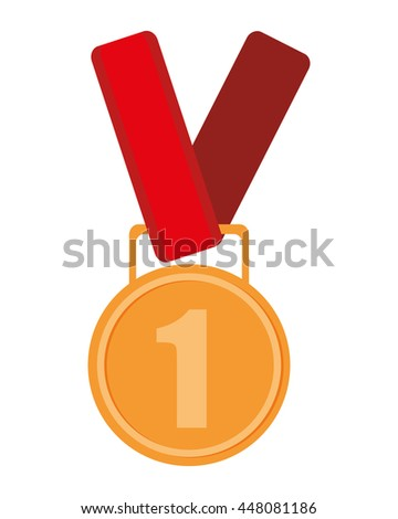 first place prize medal icon