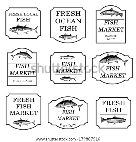 Seafood market sign stock images royalty free images for White river fish market menu