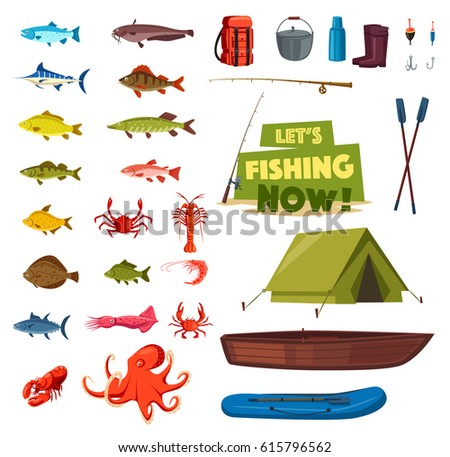 Tackle stock images royalty free images vectors for How to get free fishing gear