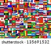 flag background - stock vector