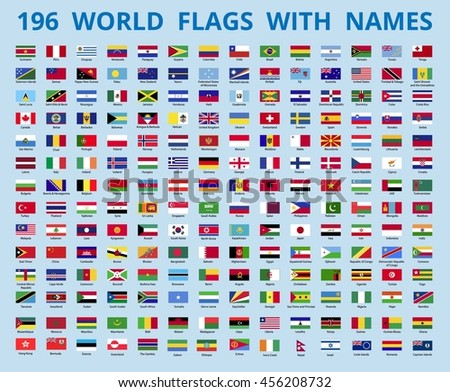 Pics Photos - Country Flags Of The World With Names