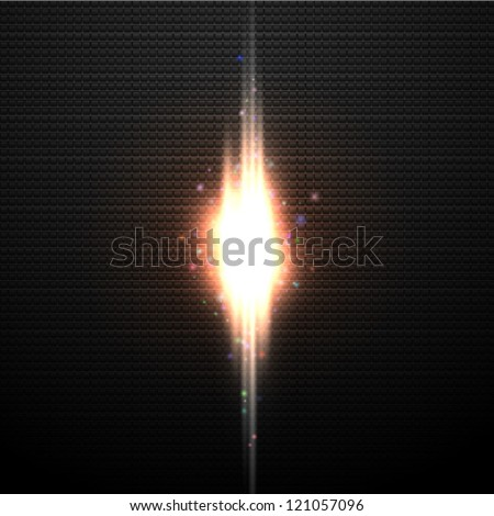 flash vector background - stock vector