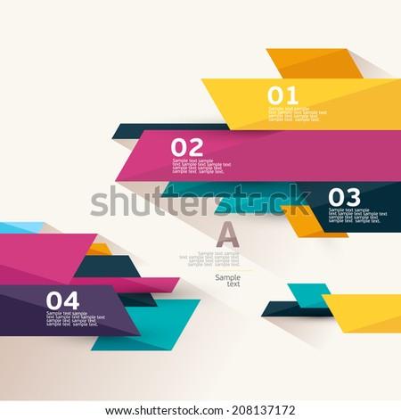 Flat design - stock vector