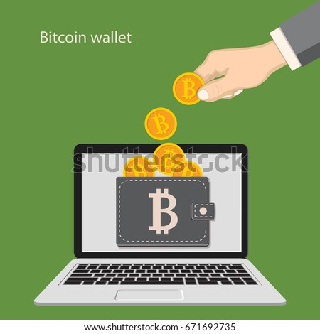 Dedicated cryptocurrency wallet computer