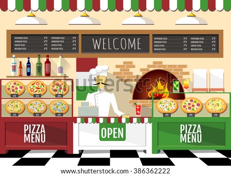Pizza Restaurant Stock Images Royalty Free Images