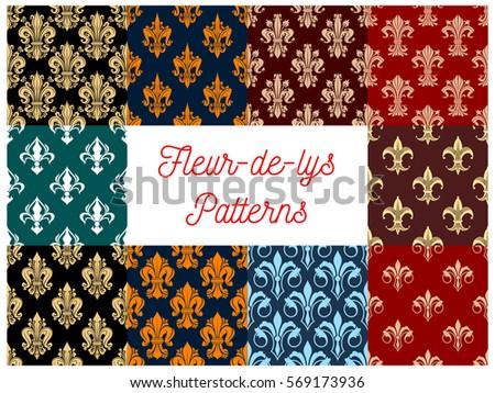 Fleur De Lis Stock Images Royalty Free Images Vectors
