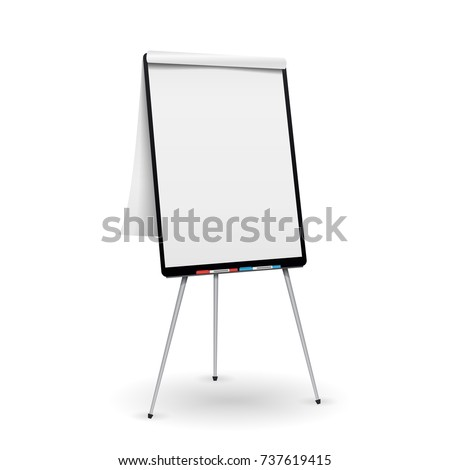 how to create a flip chart