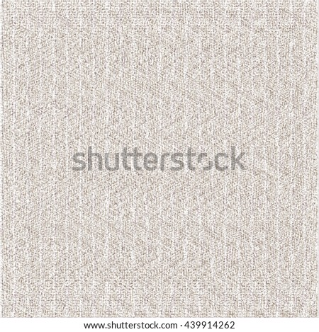 Floor carpet texture. Fabric texture background. Abstract vector. - stock vector