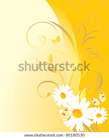 stock-vector-floral-ornament-with-chamom