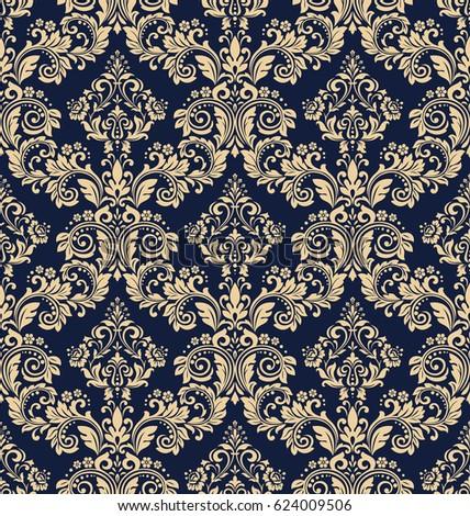 damask stock images royalty free images vectors. Black Bedroom Furniture Sets. Home Design Ideas