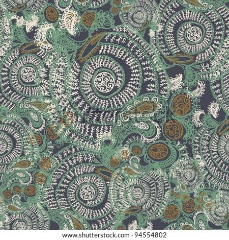 Vintage Textile Design 39