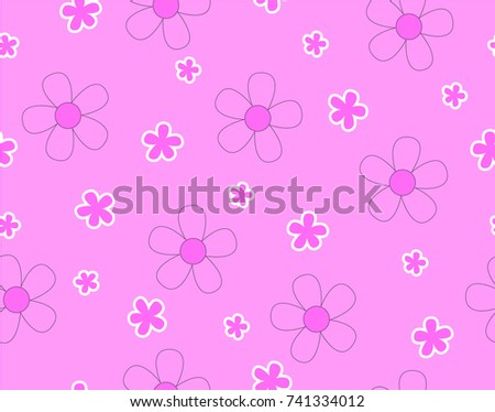 Tablecloth Pattern Flower Stock Images RoyaltyFree