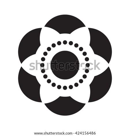 Flower icon, Flower icon eps8, Flower icon vector, Flower icon eps, Flower icon jpg, Flower icon path, Flower icon flat, Flower icon app, Flower icon web, Flower icon art, Flower icon, Flower icon AI - stock vector