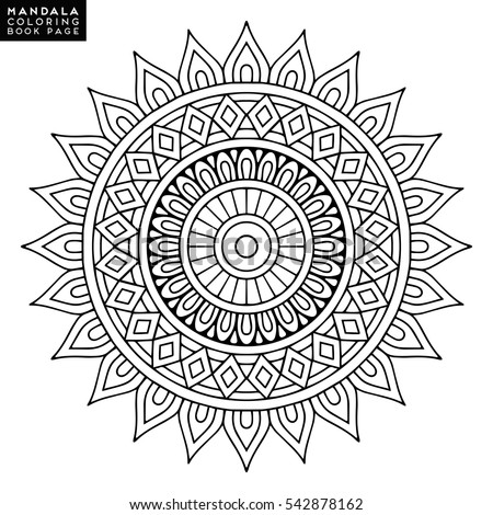 Lovely Mandalas Portfolio On Shutterstock