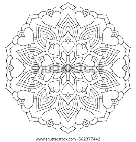 Mandala Stock Images RoyaltyFree