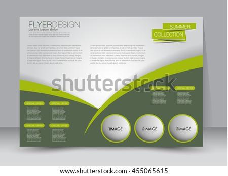 Landscape Flyer Design Doritrcatodos