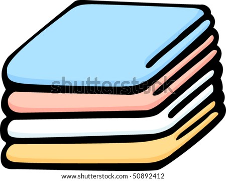 Clip Art of Warm Blankets – Cliparts