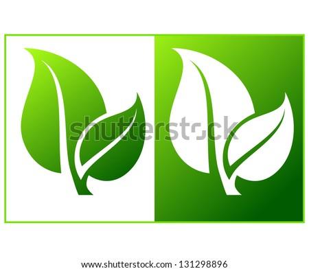 foliage - stock vector