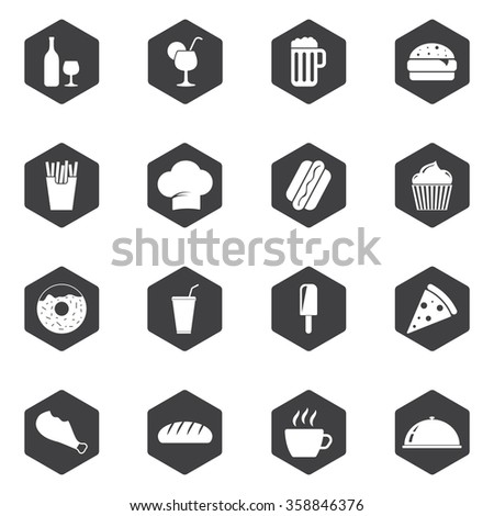 Food icon, Food icon eps10, Food icon vector, Food icon eps, Food icon jpg, Food icon picture, Food icon flat, Food icon app, Food icon web, Food icon art, Food icon, Food icon object, food icon flat - stock vector