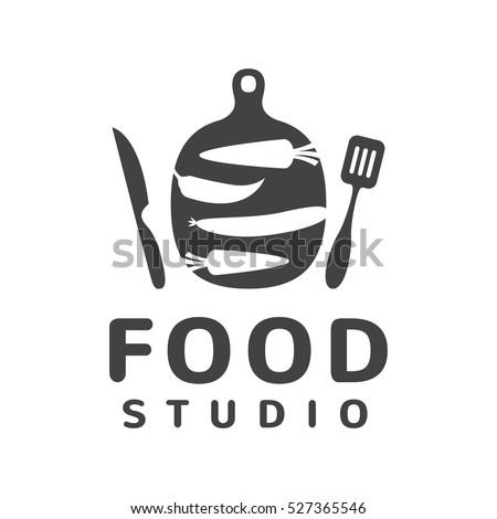 Restaurant Kitchen Toolste pan heart icon love cooking logo stock vector 516201865 - shutterstock