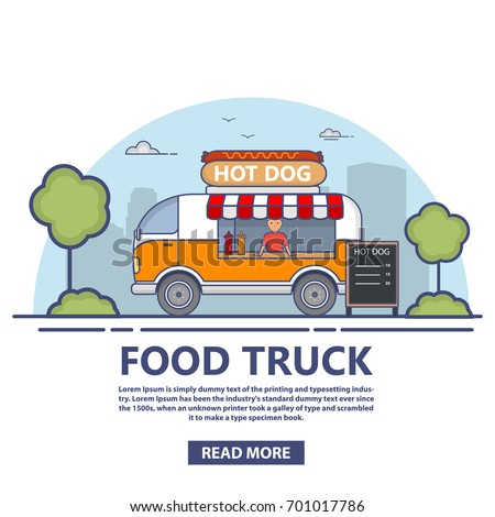 Stock images royalty free images vectors shutterstock for Food truck design app