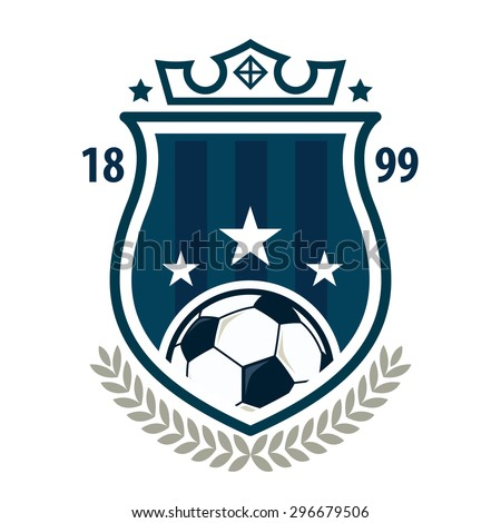 Soccer Crest Stock Images, Royalty-Free Images & Vectors ...