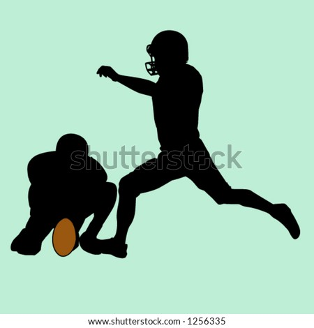 Football Kicker Stock Images Royalty Free Images