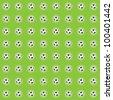 football seamless pattern. EPS 10 - stock vector