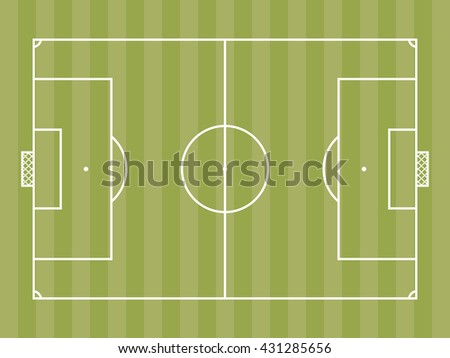 Football (soccer) pitch
